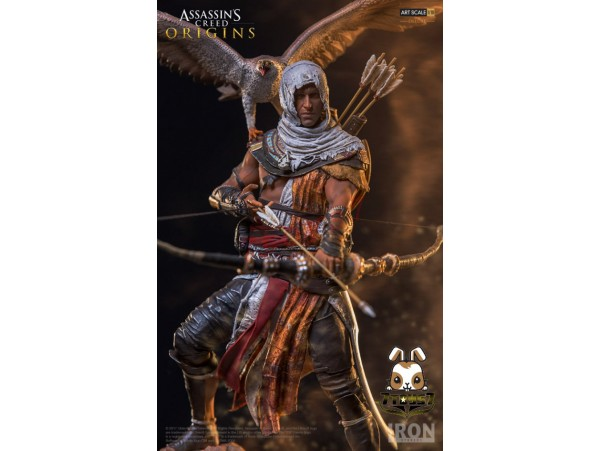 Iron Studios 1 10 Assassin S Creed Origins Bayek Deluxe Statue