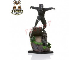 Iron Studios 1/10 Black Panther_ Statue _Marvel IN014Z