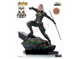 [Pre-order] Iron Studios 1/10 Marvel Avengers Infinitry War - Black Widow_ Statue _IN021X