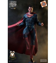 [Pre-order] Iron Studios 1/10 Justice League - Superman_ Statue _IN011Z