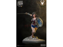 Iron Studios 1/10 Justice League - Wonder Woman_ Statue _IN013Z