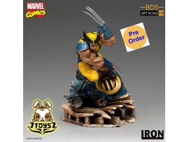 [Pre-order deposit] Iron Studios 1/10 Marvel Comics Wolverine_ Statue _Now IN055Z