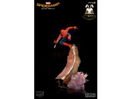 Iron Studios 1/10 Marvel Spider-Man Homecoming_ Statue _Now IN002Y