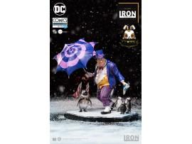 Iron Studios 1/10 S3 DC Comics The Penguin Deluxe_ Statue _ by Ivan Reis IN012Y