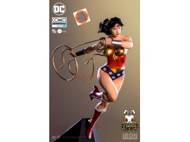 [Pre-order] Iron Studios 1/10 DC Comic Wonder Woman (Regular version)_ Statue _IN020Z