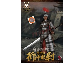 [Pre-order] JSModel 1/6 MN001 Tangxia Tiger Jail War Xuanjia Army Zhechong Captain_ Box Set _JSM003Y