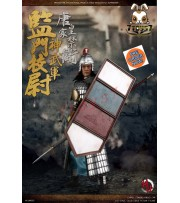 [Pre-order] JSModel 1/6 MN002 Tang Royal Guards Shenwu Army Gatekeeper Military Officer_ Box Set _JSM003Z