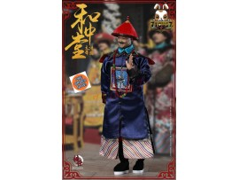 [Pre-order] JSModel 1/6 MN006 Qing empire series: Military Minister_ Box Set _JSM001Z