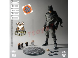 [Pre-order] J.T Studio 1/6 Street Mask Derek - Boomerang players_ Box Set _DSN002M