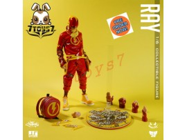 [Pre-order] J.T Studio 1/6 Street Mask Ray - Boomerang players_ Box Set _DSN002N