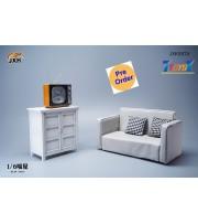 [Pre-order deposit] JXK Studio 1/6 JXK087A Meow House Furniture_ Set _JXK071Z
