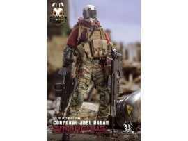 Jackal X 1/6 JX003 Ophiuchus: Corporal Joel Hagan_ Box Set _JKL002Z