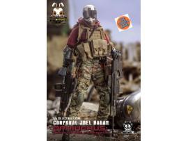 [Pre-order] Jackal X 1/6 JX003 Ophiuchus: Corporal Joel Hagan_ Box Set _JKL002Z