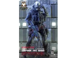 Jackal X 1/6 JK004 Ophiuchus: Corporal Joel Hagan (Dead Squad)_ Box Set _JKL002Y