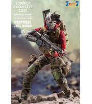 Jackal X 1/6 Ophiuchus Corporal Summer Exclusive 2020 Joel Hagan_ Red Box _JKL004Z
