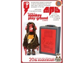 Jason Siu 20 Anniversary: Gangs of Monkey Play-ground_ Figure Set _Asian Limited Version JS004Z