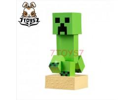"Jinx 4"" Minecraft Adventure Figures - Creeper_ Vinyl Figure _UBX002A"