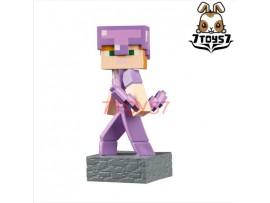 "Jinx 4"" Minecraft Adventure Figures - Enchanted Alex_ Vinyl Figure _UBX002C"