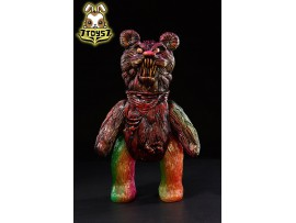 Johnson's Toys: 10 inches Bloody Bear: Vinyl Figure #1_ Figure _JB001A