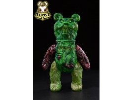 Johnson's Toys: 10 inches Bloody Bear: Vinyl Figure #3_ Figure _JB001C