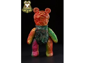 Johnson's Toys: 10 inches Bloody Bear: Vinyl Figure #4_ Figure _JB001D