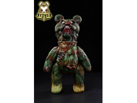 Johnson's Toys: 10 inches Bloody Bear: Vinyl Figure #5_ Figure _JB001E