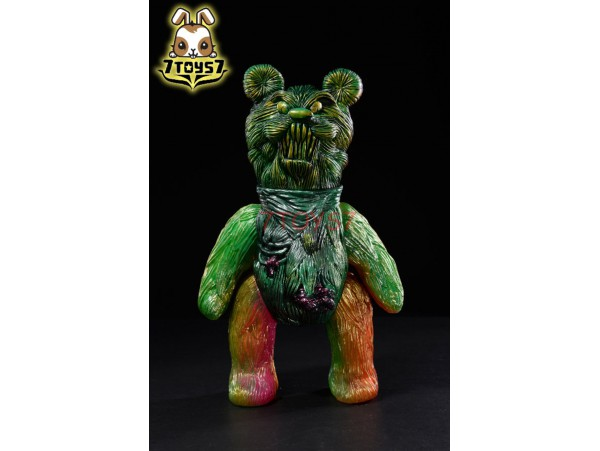 Johnson's Toys: 10 inches Bloody Bear: Vinyl Figure #6_ Figure _JB001F