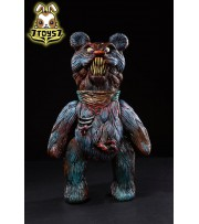 Johnson's Toys: 10 inches Bloody Bear: Vinyl Figure #7_ Figure _JB001G