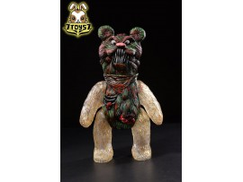 Johnson's Toys: 10 inches Bloody Bear: Vinyl Figure #8_ Figure _JB001H