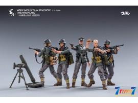 Joy Toy 1/18 WWII Mountain Division Wehrmacht_ Set _JO049B