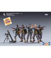 [Pre-order deposit]  Joy Toy 1/18 WWII Mountain Division Wehrmacht_ Set _JO049B
