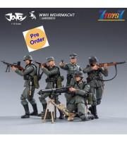[Pre-order deposit]  Joy Toy 1/18 WWII Wehrmacht_ Set _JO049A