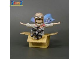 Kaiyodo Sighing River S3_ Figurine #1 _Steven Choi Zu & Pi KD033A