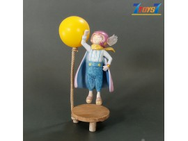 Kaiyodo Sighing River S3_ Figurine #3 _Steven Choi Zu & Pi KD033C