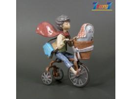 Kaiyodo Sighing River S3_ Figurine #4 _Steven Choi Zu & Pi KD033D