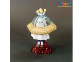 Kaiyodo Sighing River S3_ Figurine #7 _Steven Choi Zu & Pi KD033G