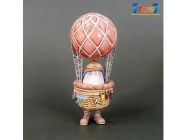 Kaiyodo Sighing River S3_ Figurine #8 _Steven Choi Zu & Pi KD033H