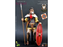 [Pre-order] Kaustic Plastik 1/6 KP16 Alae Quingenaria (Heavy Cavalery)_ Box Set _Legions of Rome KP024Z