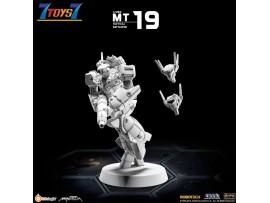 Kidslogic 1/285 MT19 Robotech Macross Veritech VF1A Battloid Mode_ Miniature _KL018A