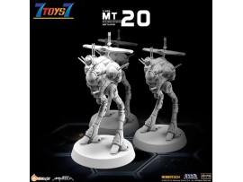 Kidslogic 1/285 MT20 Robotech Macross Reconnaissance Battlepod (Set of 3)_ Miniature _KL018B