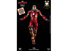 [Pre-order] King Arts 1/9 DFS045 Iron Man 3 - Iron Man Mark XI_ Diecast Box _KR061Z