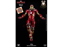 [Pre-order] King Arts 1/9 DFS045 Iron Man 3 - Iron Man Mark XI_ Diecast Box _KR061Z
