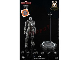 [Pre-order] King Arts 1/9 DFS048 Iron Man 3 - Iron Man Mark XIV_ Diecast Box _KR064Z