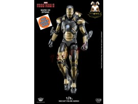 [Pre-order] King Arts 1/9 DFS043 Iron Man 3 - Iron Man Mark XX Python_ Diecast Box _KR066Z