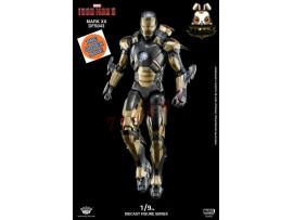 [Pre-order] King Arts 1/9 DFS043 Iron Man 3 - Iron Man Mark XX Python_ Diecast Box _KR066Z