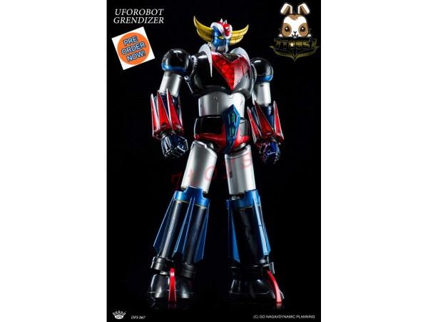 [Pre-order] King Arts 1/9 Uforobot Grendizer_ Diecast Box Set _KR062Z