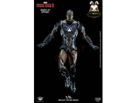 King Arts 1/9 DFS029 Iron Man 3 Mark 15 Sneaky_ Diecast Box Set _Movie KR032Z