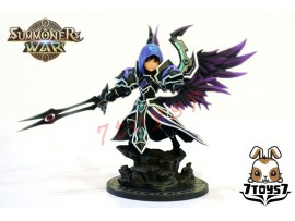 [Pre-order] King Kong Studio 19cm Summoners War - Black Ark Angel_ Statue _KK001Y