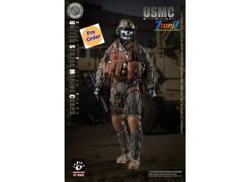 [Pre-order deposit] Kings Toy 1/6 KT8005 USMC SRT U.S. Marine Corps Special Response Team_ Box Set _KT004Z