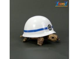 Kitan Club Helmet Turtle #2 White _Minifigure Diorama KI007B